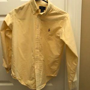 Ralph Lauren Oxford cloth shirt (Big Boy's 12)